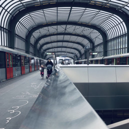 Smartphone workhop Amsterdam Noorzuidlijn zuidas